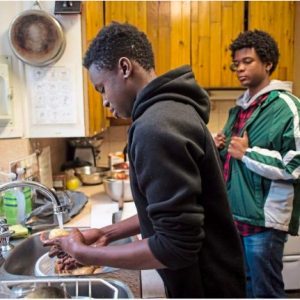 Knowing Your Plate: Food Program for Youth